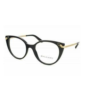 Bvlgari Bv 4150 501 Women Frame Cat Eye Italy Eyeg